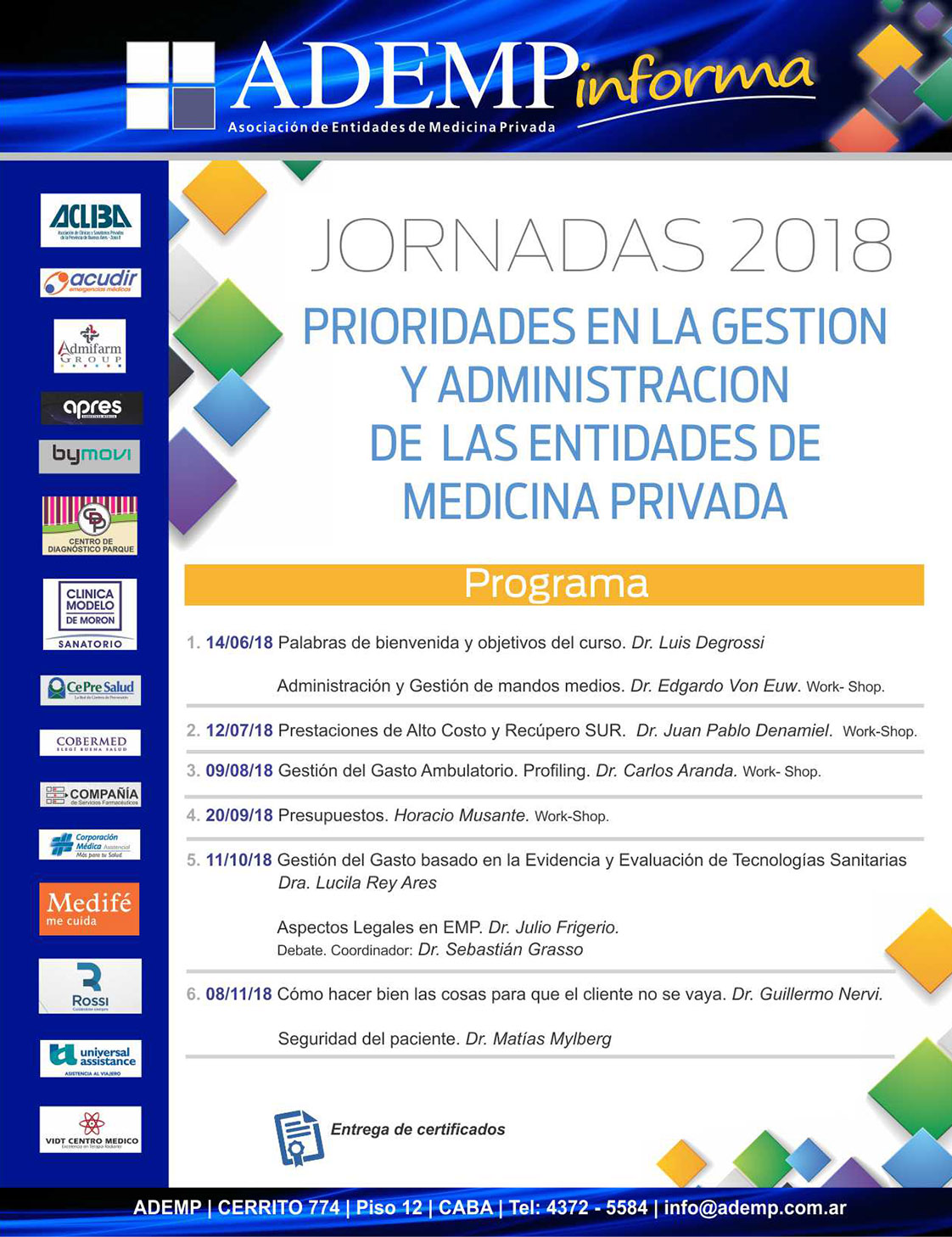 Encuentro ADEMP 2017