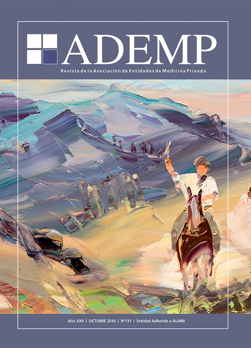 ADEMP asociacion de entidades de medicina privada